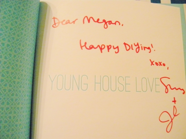 Young House Love Books