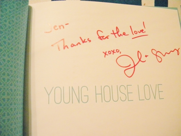 Young House Love - John