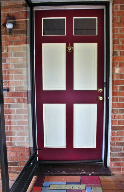 & How to Paint a Front Door Pezcame.Com