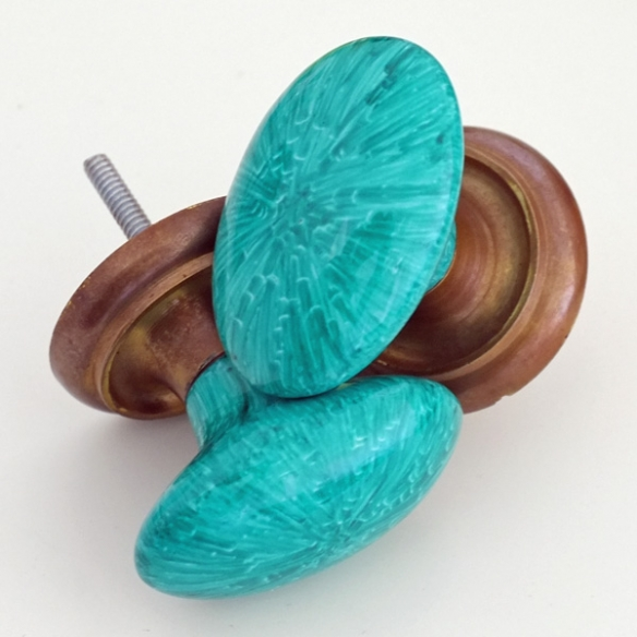 faux-malachite-knobs-teal-and-lime
