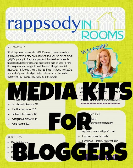 media-kits-for-bloggers