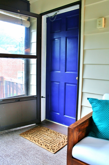 painting-back-door-pantone-navy-blue