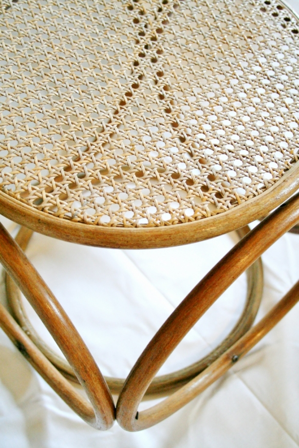 bentwood-footstool-makeover