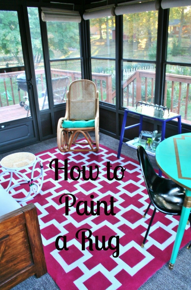 painting-a-rug-how-to
