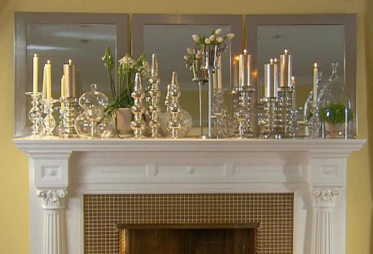 Fireplace Mantels Decor Ideas