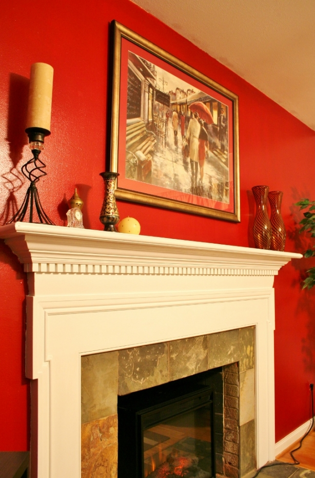 mantel-styling-before