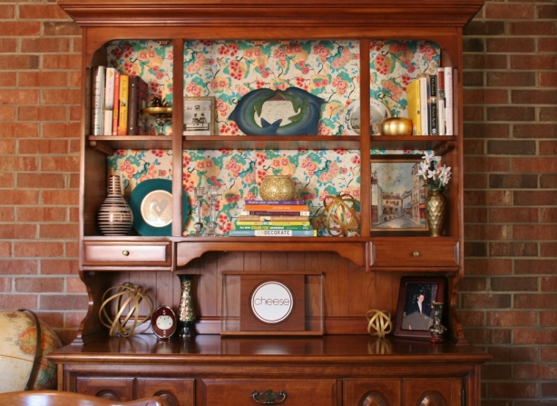 china-cabinet-styling