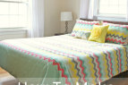 How to Make Curtains for the Guest Room | www.rappsodyinrooms.com