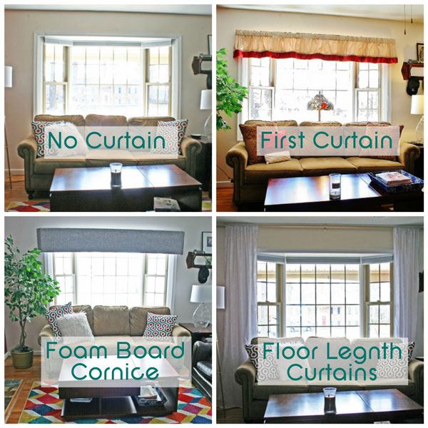 How To Make Conduit Curtain Rods