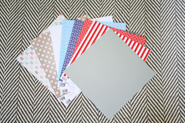 How to Make Patriotic Pinwheels | www.rappsodyinrooms.com