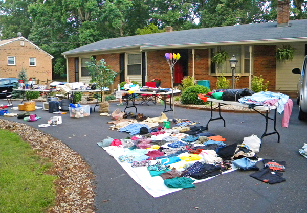 Top 3 Tips To Negotiate At A Yard Sale