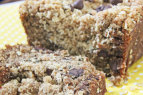 Chocolate Chip Zucchini Bread Recipe | www.rappsodyinrooms.com