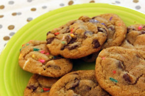 My Ultimate Chocolate Chip Pudding Cookies | www.rhapsodyinrooms.com