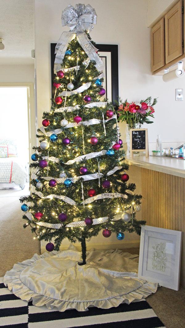Christmas Tree Apartment